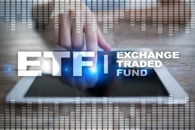 Grafik - ETF - Exchange Traded Fund